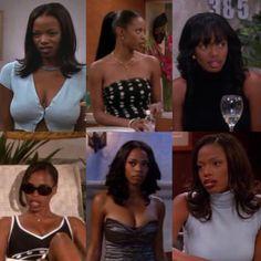 Black Girl Magic, Black Girls, Black 90s Fashion, 70s Fashion, Korean Fashion, Winter Fashion, Ropa Hip Hop, Style Année 90, Early 2000s Fashion