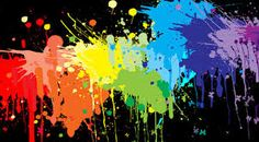 rainbow colors wallpaper - Google Search
