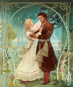 russian fairy tales - Google Search
