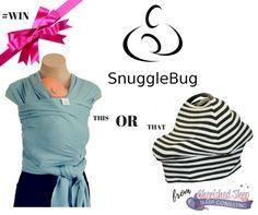 Enter to win: YOUR CHOICE... Snuggle Bug Wrap OR Multipurpose Cover | http://www.dango.co.nz/pinterestRedirect.php?u=cNZgZ3I4MAU4416