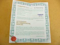 ROLEX  Certificate Guarantee paper 79173  free shipping  #Rolex