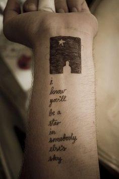 Imagem de tattoo, pearl jam, and star