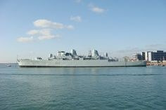 HMS Bristol (D23)   Royal Navy Training ship and sole Type 82 Destroyer.