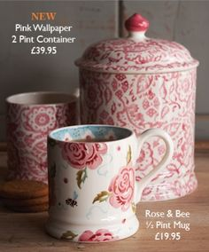 Emma Bridgewater Summer 2014 Brochure Preview