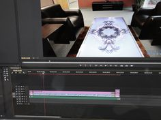 Editing the latest showroom video, https://vimeo.com/user19983610/review/74423791/f178d15112. Sep 12, 2013