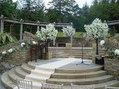 Outdoor wedding at Solis Lough Eske Castle. Luxury Wedding Venues, Destination Wedding, Wedding Planning, Wedding Ideas, Civil Ceremony, Wedding Ceremony, Cool Countries, Garden Bridge, Event Decor