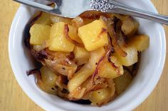 Rutabaga with Caramelized Onions and Apples Recipe on recipe on snack Apple Recipes, Vegetable Recipes, Gourmet Recipes, New Recipes, Whole Food Recipes, Vegetarian Recipes, Cooking Recipes, Favorite Recipes, Healthy Recipes