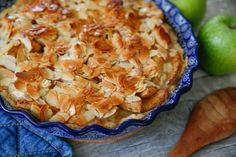 Äppelpaj med tosca! | Tidningen Hembakat » Fredriks Fika | Bloglovin'