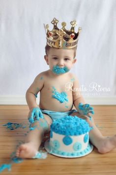 smash cake photos - Google Search