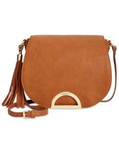 d4e70d4819 INC International Concepts Maraa Ring Saddle Bag