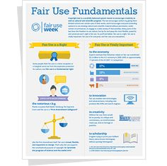 """It's Fair Use Week — As is widely known and cared about throughout the tiny, sheltered world of copyright enthusiasts, today is the final day of Fair Use Week, """"an annual celebration held the last week of February"""" that """"celebrates the important doctrines of fair use in the United States and fair dealing in Canada and other jurisdictions.""""  Read the blog post at http://www.trademarkwise.com/blog/2015/2/27/its-fair-use-week."""
