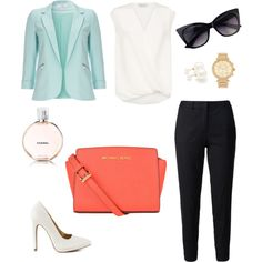 1st look by dnatali on Polyvore