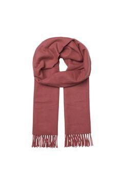 Samsoe & Samsoe  Accola maxi scarf 2862, APPLE BUTTER
