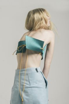 "yard-sales:  """"' Rams '  Mariya Pantsyrnaya @ Models Genesis, direccion y moda por Rachel Leung para Sicky Magazine por Leungmo ph.  "" """