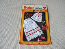 Mary Quant Daisy Doll Clothes Set Old Lace 1980's Unopened Blister Pack