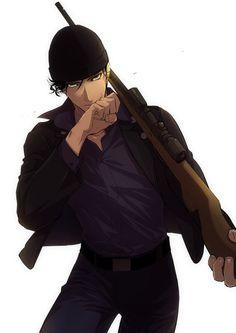 Twitter Cute Anime Guys, Hot Anime Boy, Manga Detective Conan, Detektif Conan, Gosho Aoyama, Kaito Kid, Amuro Tooru, Cartoon Boy, Case Closed