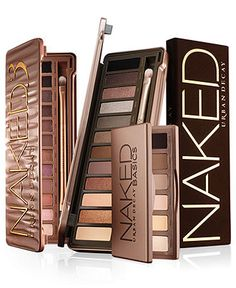 Urban Decay Naked palette — neutral has never been more glamorous