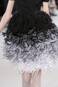 johngallianolesincroyables:  John Galliano for Christian Dior Fall Winter 2010 Haute Couture