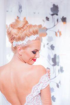 Wedding photography - beautiful  bride, dress, details