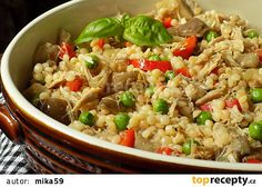Cooking Recipes, Healthy Recipes, Fried Rice, Fries, Food And Drink, Easy Meals, Treats, Ethnic Recipes, Bulgur