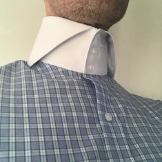 High Collar Shirts, Shirt Dress, Image, Mens Tops, Dresses, Fashion, Vestidos, Moda, Shirtdress
