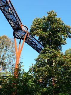 A must-do at Kew Gardens, London: the Treetop Walkway!