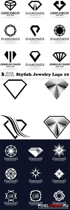 Vectors - Stylish Jewelry Logo 10