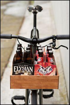 beer + bikes
