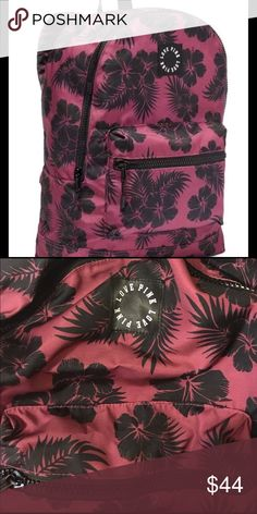 New Victoria's Secret Bag pack New with tag Victoria's Secret Bags Backpacks
