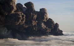 volcanic ash falling - Google Search