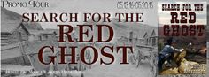 Tome Tender: Sherry Alexander's SEARCH FOR THE RED GHOST Promo Blitz