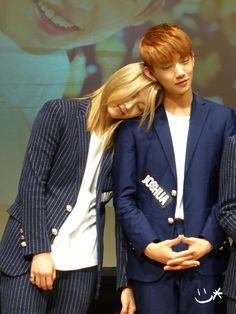 Junghan, Joshua. Jihan || LIKE SEVENTEEN
