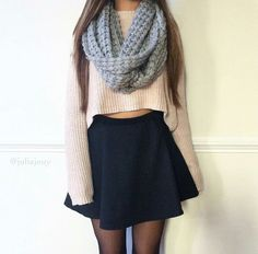 See our simplistic, cozy & simply neat Casual Fall Outfit inspiring ideas. Get encouraged with these weekend-readycasual looks by pinning your most favorite looks. casual fall outfits for work Cute Winter Outfits, Fall Outfits, Casual Outfits, Summer Outfits, Casual Winter, Black Skirt Outfits, Black Skirts, Casual Summer, Skater Skirt Outfits