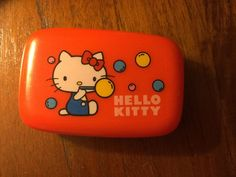 #vintage sanrio hello kitty #travel soap case 1976 from $9.5