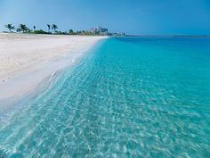 Emirates Palace Hotel, Abu Dhabi - This is a beach just for the hotel. Before the hotel was built it was a beach for everyone!