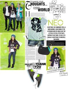 """""""Adidas NEO"""" by katy-green ❤ liked on Polyvore"""