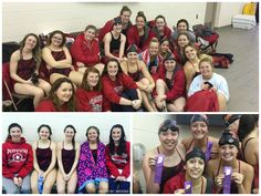 On Saturday, January 16, 2016, the PHS Girls' swim team brought their talent and dedication with them to the NLC championship! Competing at Concord Community High School, the girls scored a total of 93 points for the team. Both the 200 medley relay team and the 200 freestyle team competed and finished in 7th place. Congratulations to these girls and good luck to both boys and girls, who travel to CMA on January 21, 2016! The meet is scheduled to start at 5:30. #PHS_Athletics1 @PlymouthCSC_IN