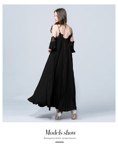 2016 new arrival nice bohemian spaghetti strap embroidery cutout designer slim pleated expansion bottom long women's dress 120-inDresses from Women's Clothing & Accessories on Aliexpress.com | Alibaba Group