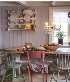 How to decorate your home with your own hands: 65 photos and inspirational ideas Cottage Shabby Chic, Cottage Style, Decorating Your Home, Interior Decorating, Industrial Style Kitchen, Kitchen Rustic, Country Kitchen, Cosy Home, Sweet Home