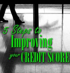 By following these five simple steps, any service member can bring a credit score up to the 620 minimum preferred by VA lenders.