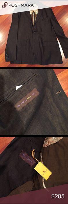 Etro men's modern jacket Like new . Never worn . Etro men's sports jacket . Etro Jackets & Coats Lightweight & Shirt Jackets