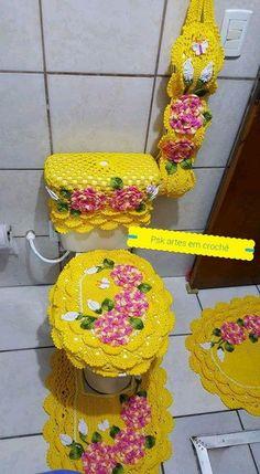 Loom Crochet, Crochet Towel, Crochet Doilies, Crochet Flowers, Free Crochet, Weaving Patterns, Crochet Patterns, Knitting Projects, Crochet Projects