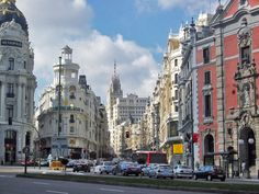 The cleanest and most good-looking city I've seen is #Madrid! Loved being able to use my Spanish - even if it is horrible!