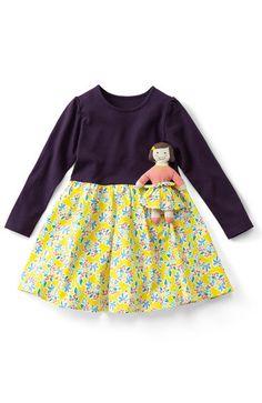 Fashion collection[ファッションコレクション] いつもいっしょ とっておき人形付きワンピースの会 フェリシモ