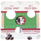 Perfect Pass Ultimate Florida State Football Tailgating Game by Laser Magic #UltimateTailgate #Fanatics