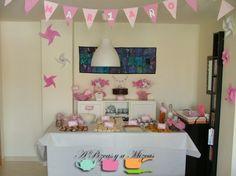 fiesta de primer cumpleaños
