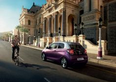 The new Peugeot 108 Dual #My108