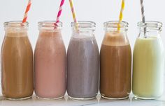 How to Make Flavored Milk | The Pioneer Woman