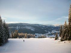 Hafjell Ski- Lillehammer, Norway