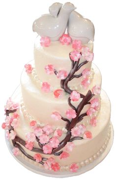 Branches cake